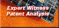 Expert Witness Patent Analysis